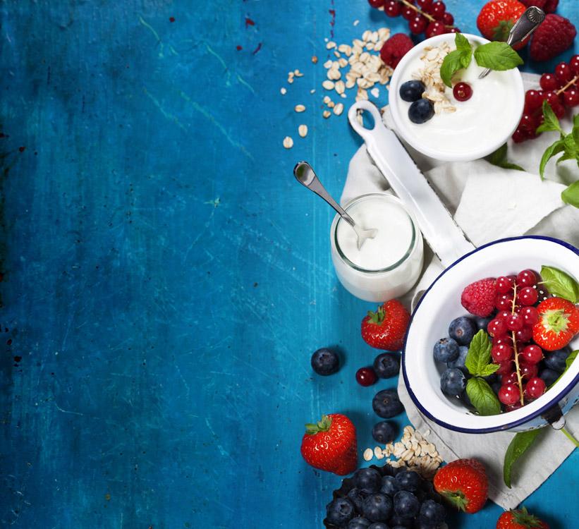 Des aliments sains pour des dents en santé