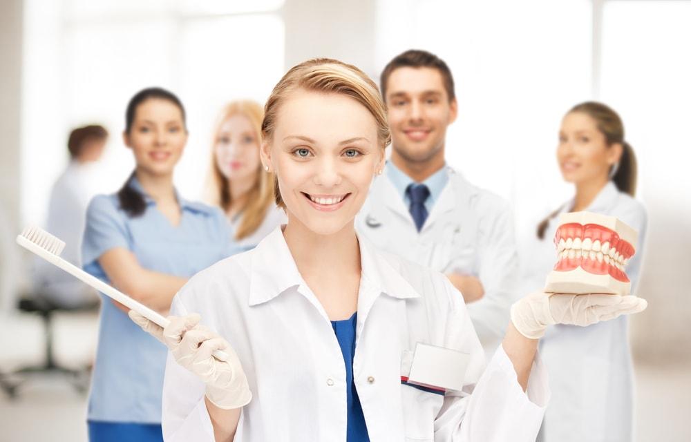 Les disciplines de la dentisterie