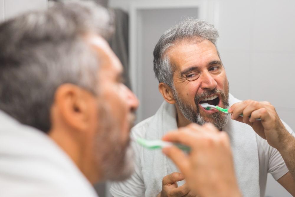 Le brossage pour prévenir la perte de dents